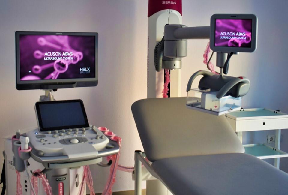 Ακτινοδιαγνωστικό Ιατρείο Mαστού - Προστάτη