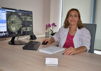 Γλυκερία Μπουλογιάννη-Ακτινοδιαγνώστρια Μαστού και Προστάτη MD, PhD.