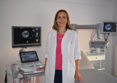 Ακτινοδιαγνωστικό Ιατρείο Μαστού- Αυτόματος Τρισδιάστατος Υπέρηχος Μαστού 3D-ABVS